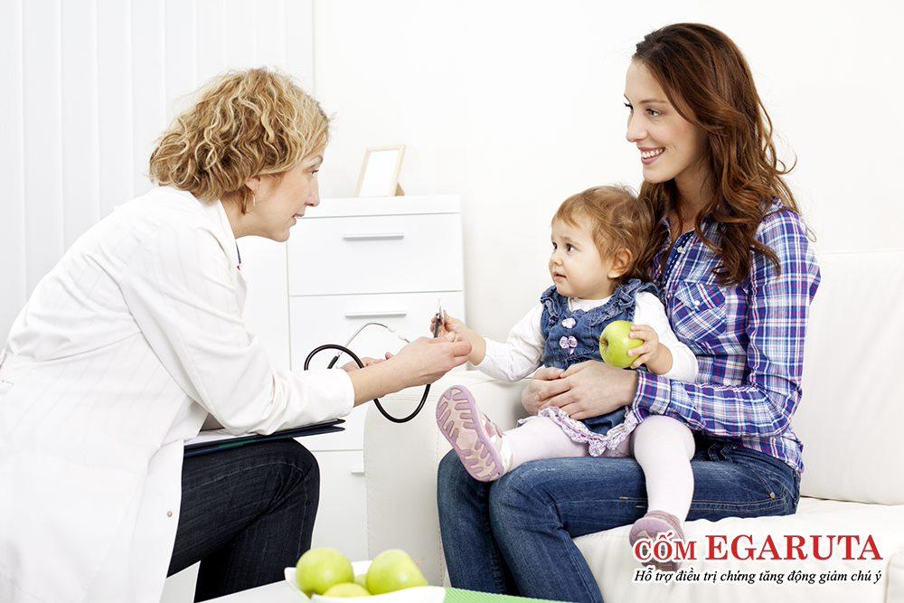 Sớm thăm khám nếu trẻ quá nghịch ngợm gây ảnh hưởng đến chất lượng cuộc sống